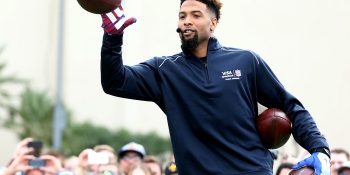 Disruption in the electronic payment space: What do Visa, Odell Beckham Jr., and Drew Brees have to do with it?