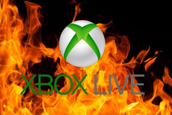photo image Xbox Live is down and has taken many games with it