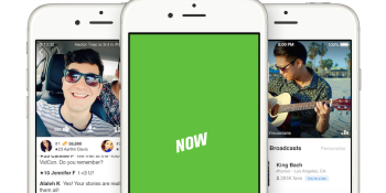 YouNow, the livestreaming app that targets teens, just got a complete redesign