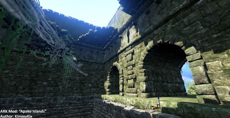 Ark mod for Ark: Survival Evolved