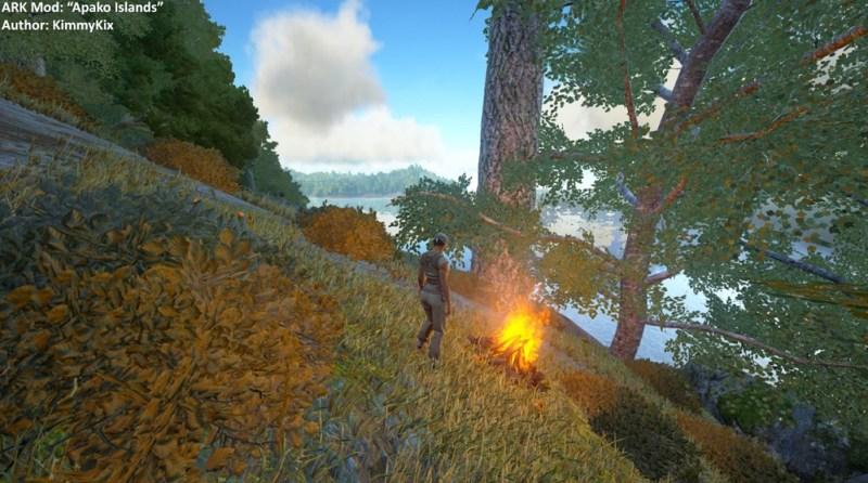 Ark mod Apako Islands by KimmyKix