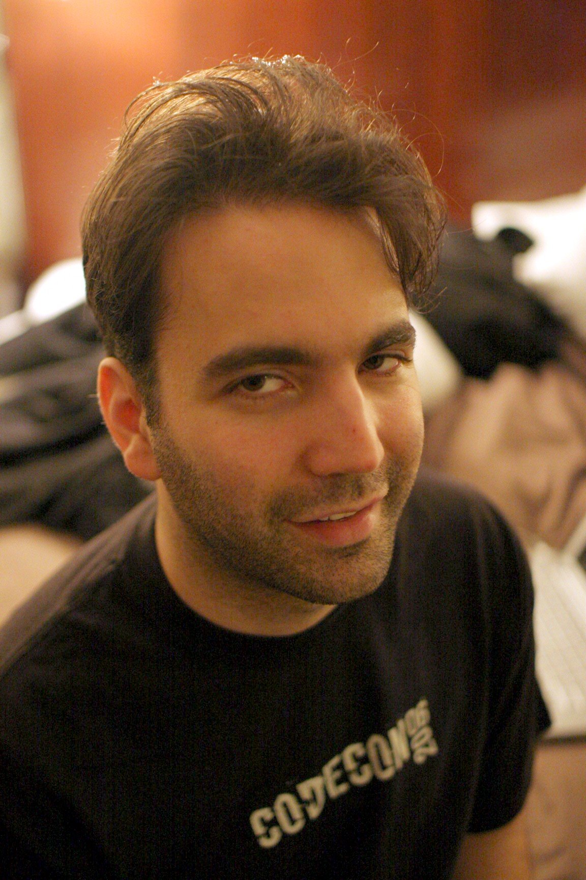 Bram Cohen, CEO and Founder of BitTorrent