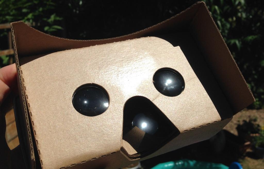 Oneplus cardboard instructions