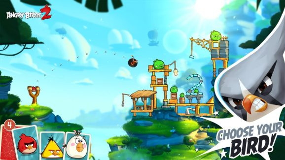 Angry Birds is a success story revolving around business partnerships.