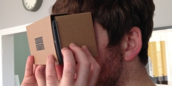Google says 5 million Cardboard VR headsets have shipped so far