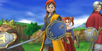 Dragon Quest VIII: Journey of the Cursed King hits your Nintendo 3DS on January 20