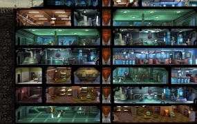 Dean Takahashi's Vault in Fallout Shelter has some dead bodies in it.