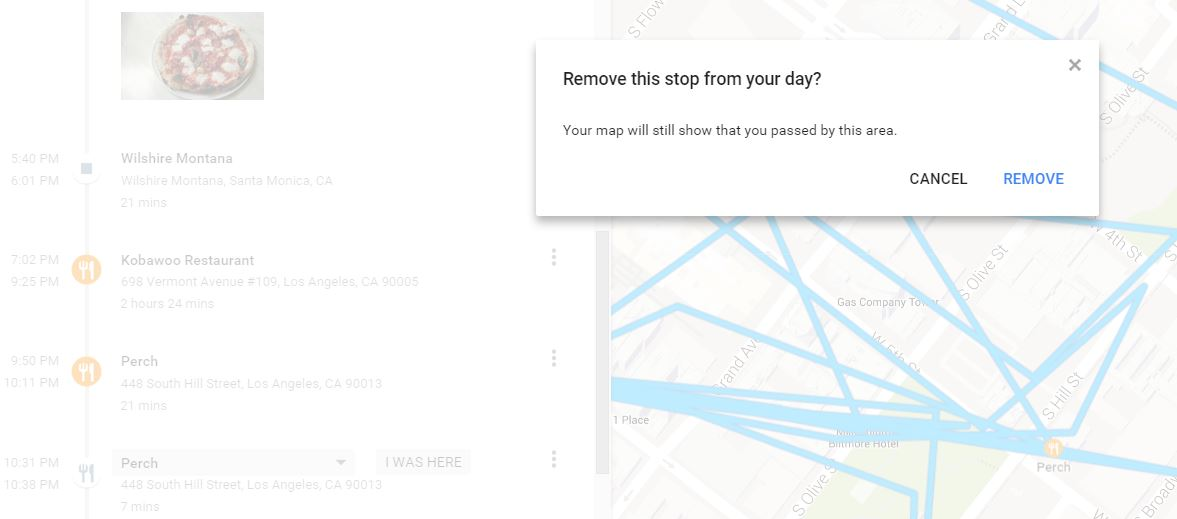 Hands on with Google Maps' Your Timeline: Fascinating, but freaky