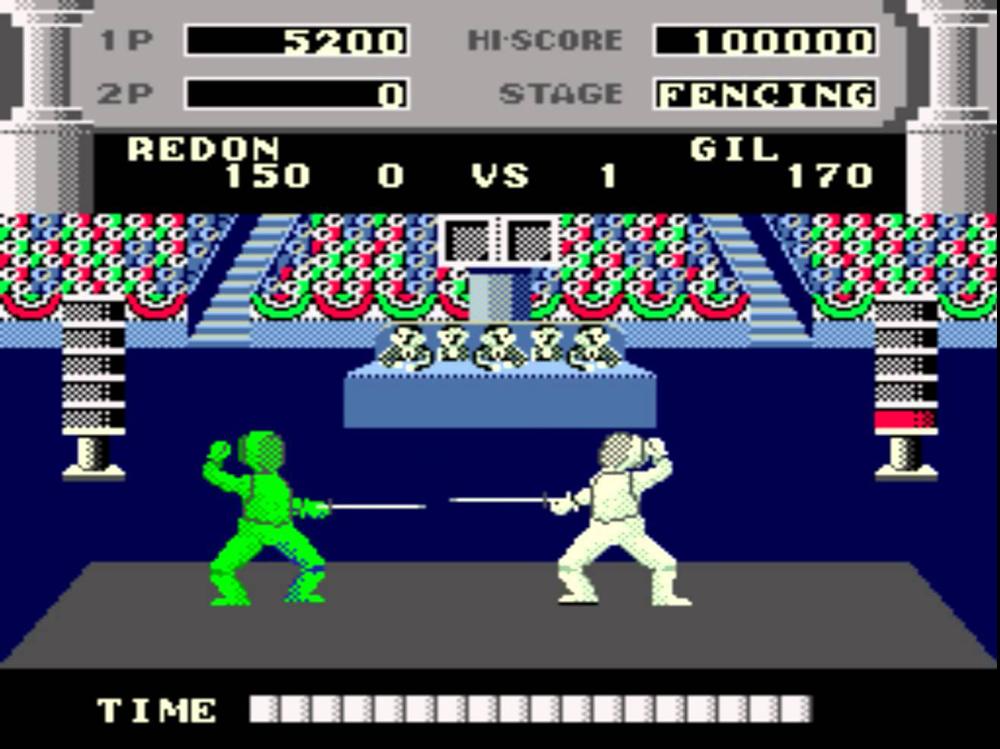 Great Swordsman arcade