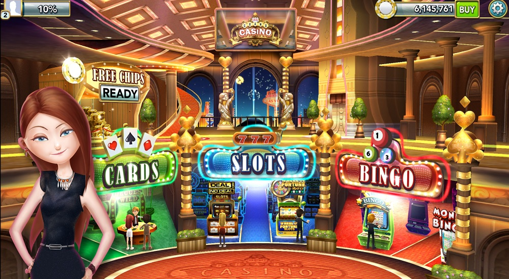 GSN Games Goes Worldwide With New Social Casino Game