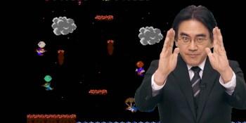 Watch our video tribute to Nintendo president Satoru Iwata