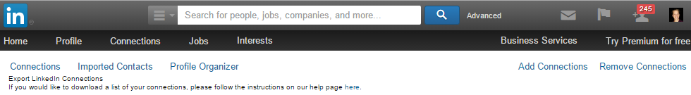 linkedin_export_fail