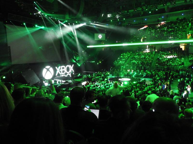 Microsoft's E3 2015 press briefing.