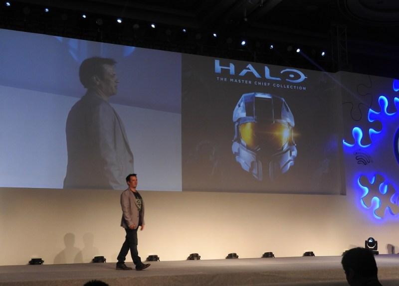 Phil Spencer, head of Xbox, at ChinaJoy.