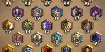 Follow one Hearthstone player's quest to reach Legend