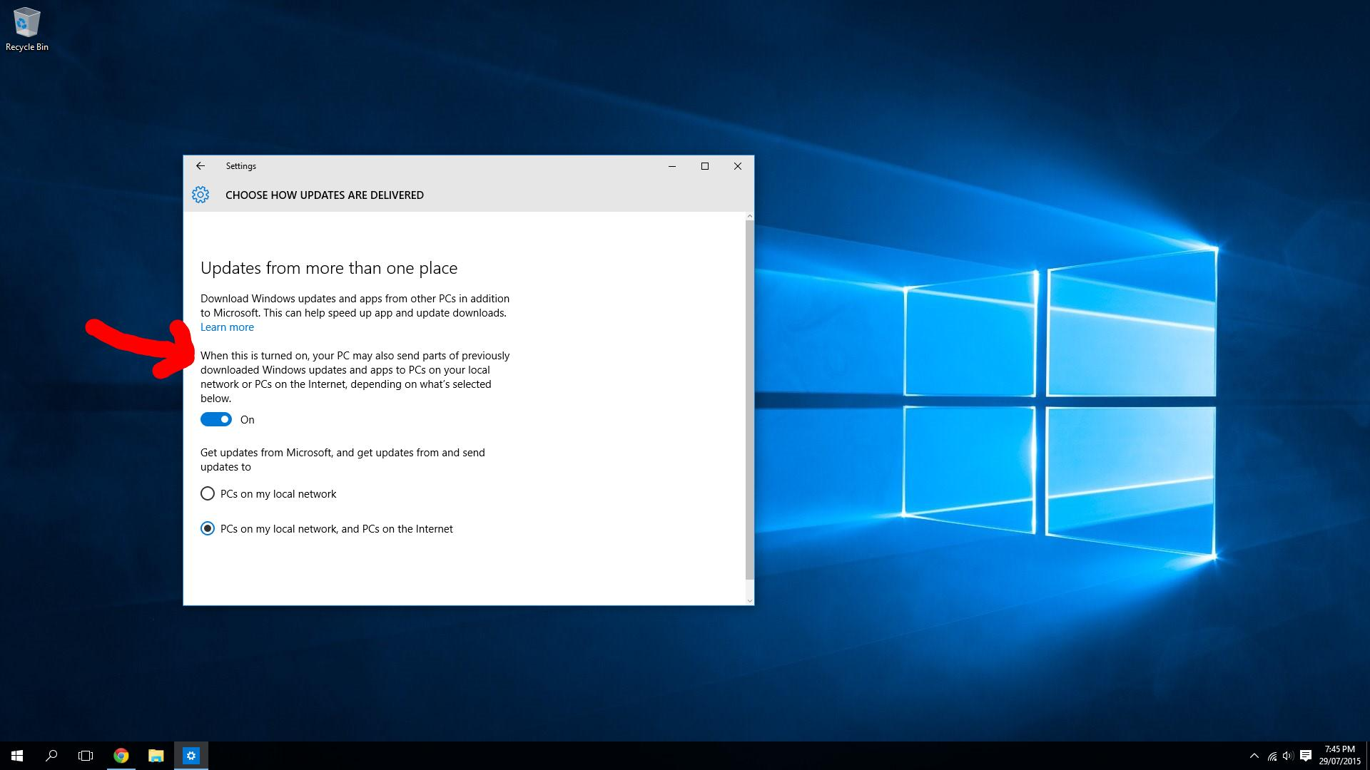 can i upgrade my computer to windows 10