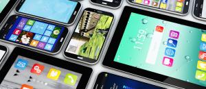 smartphones, tablets