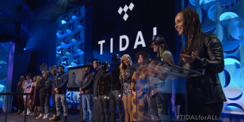 All signs suggest Tidal is sinking, and nobody will miss it