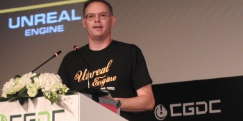 Epic Games' Tim Sweeney to receive lifetime achievement award at GDC