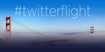 Twitter will hold its second annual Flight developer conference in San Francisco on October 21