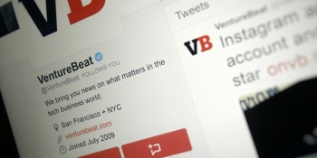 VentureBeat is looking for a social media contractor