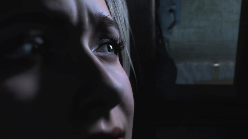A character in Until Dawn. Video game characters are looking amazingly realistic.