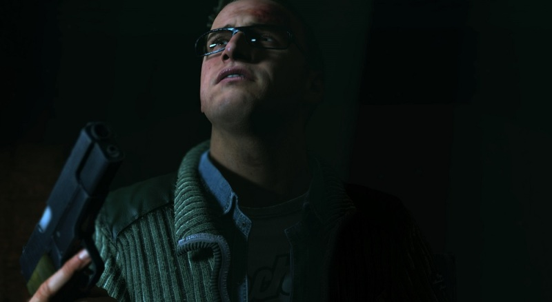 Chris, one of the likable characters in Until Dawn.