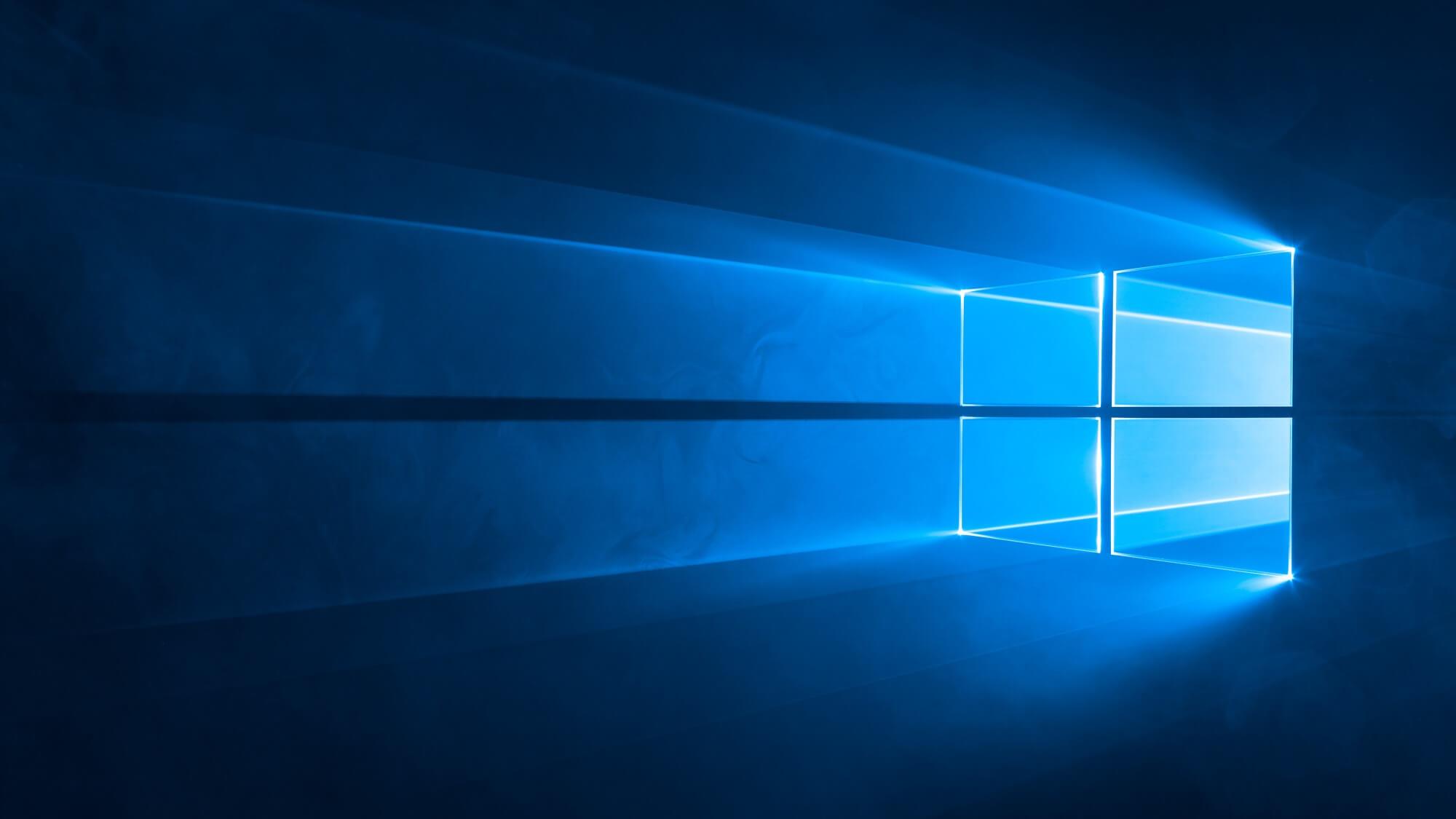 Microsoft has released its new Windows 10 100