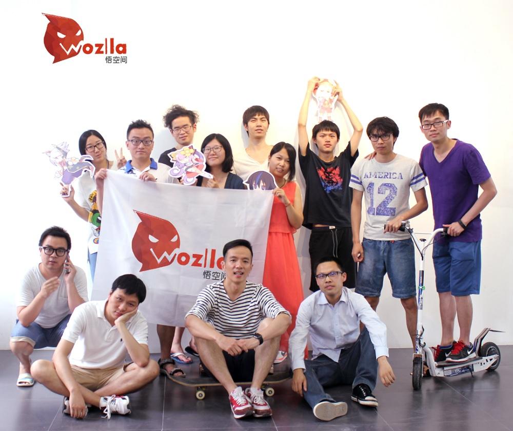 Wozlla's team