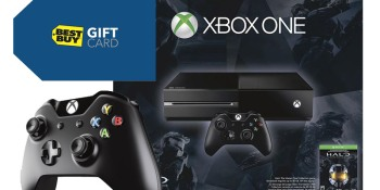 Xbox One with $110 in bonuses as Best Buy attempts Cyber Monday in July