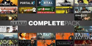 Valve Complete Pack drops to $20 in GMG's Summer Sale Day 8