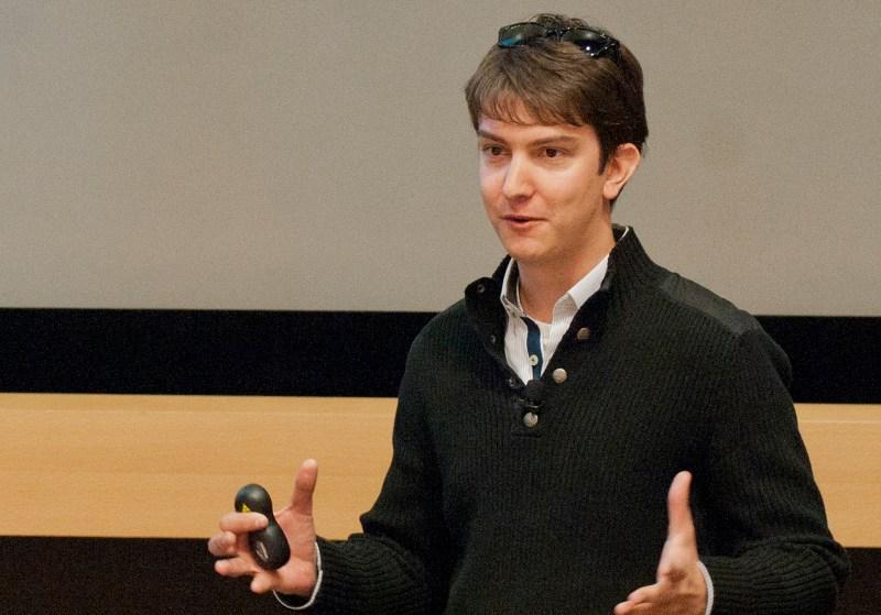 Weebly CEO David Rusenko
