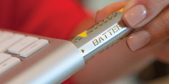 The Backed Pack: Batteriser extends the power of alkaline batteries