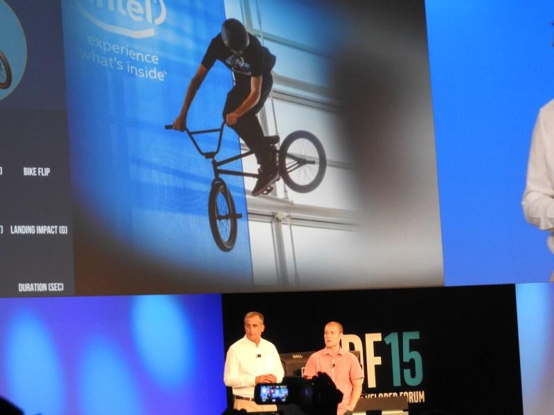 Intel and BMX team up.