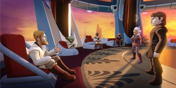 Use the Force, Mickey: Disney Infinity 3.0 is bigger, better, and now has lightsabers