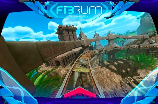 Roller Coaster VR.