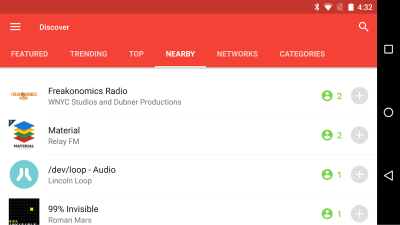 Google Play Services 7 8 ships with APIs for Nearby Messages