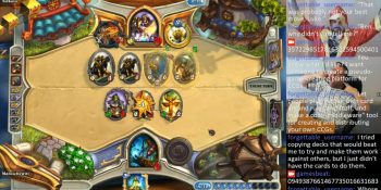 Watch the GamesBeat team battle it out with their new Hearthstone Grand Tournament decks