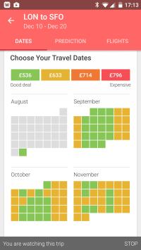 Hopper Calendar