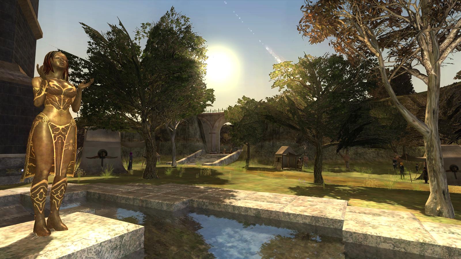 EverQuest II time-locked starter areas
