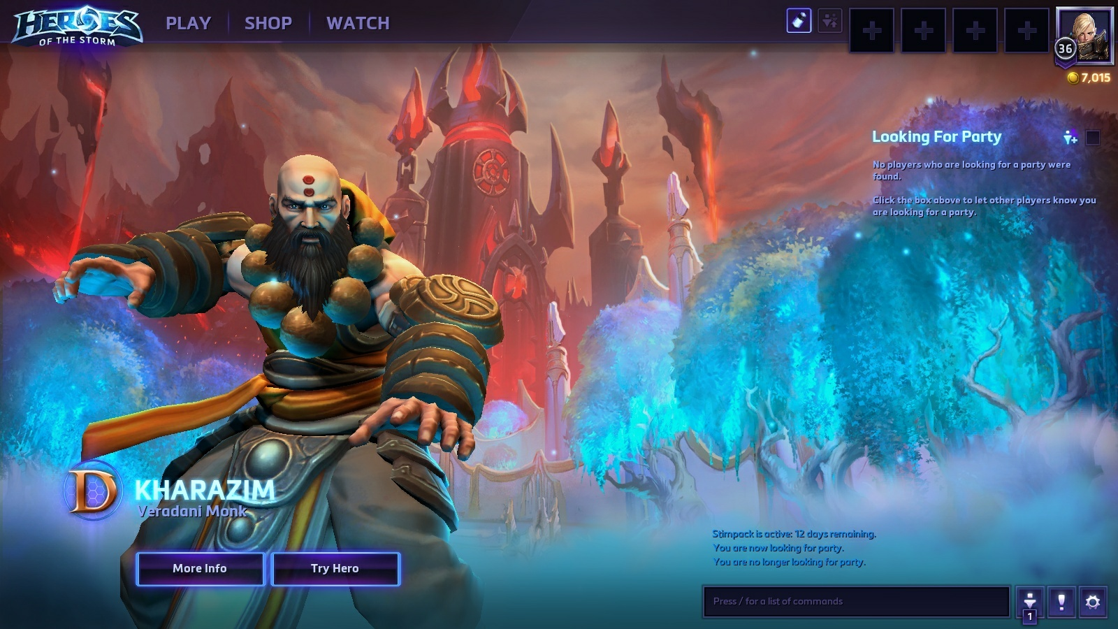 Heroes Of The Storm S Most Versatile Character Is Kharazim Diablo 3 S Monk Venturebeat Uther counter picks, synergies and other matchups. heroes of the storm s most versatile