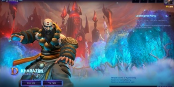Heroes of the Storm's most versatile character is Kharazim, Diablo 3's Monk
