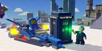 Lego Dimensions stands out from Disney Infinity, Skylanders with 14 massive open worlds