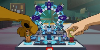 Scooby-Doo and the gang break into Lego Dimensions