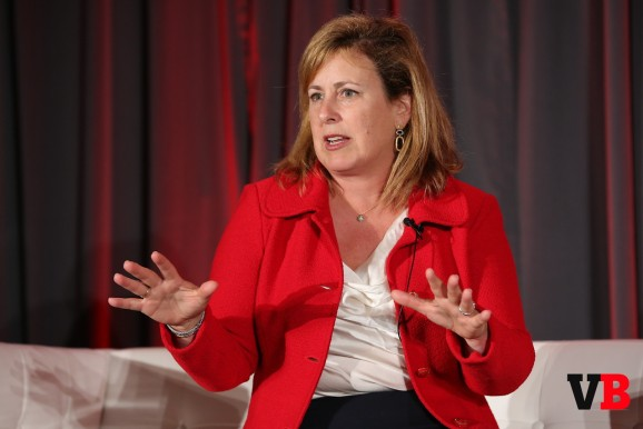 Pacific Gas & Electric chief customer officer Laurie Giammona at GrowthBeat 2015