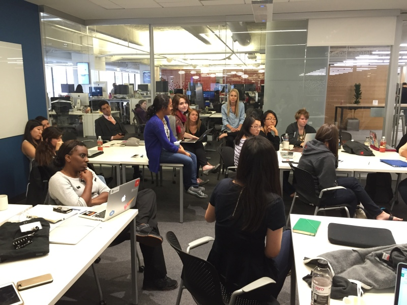 Square Code Camp: 2015 hackathon demonstrations