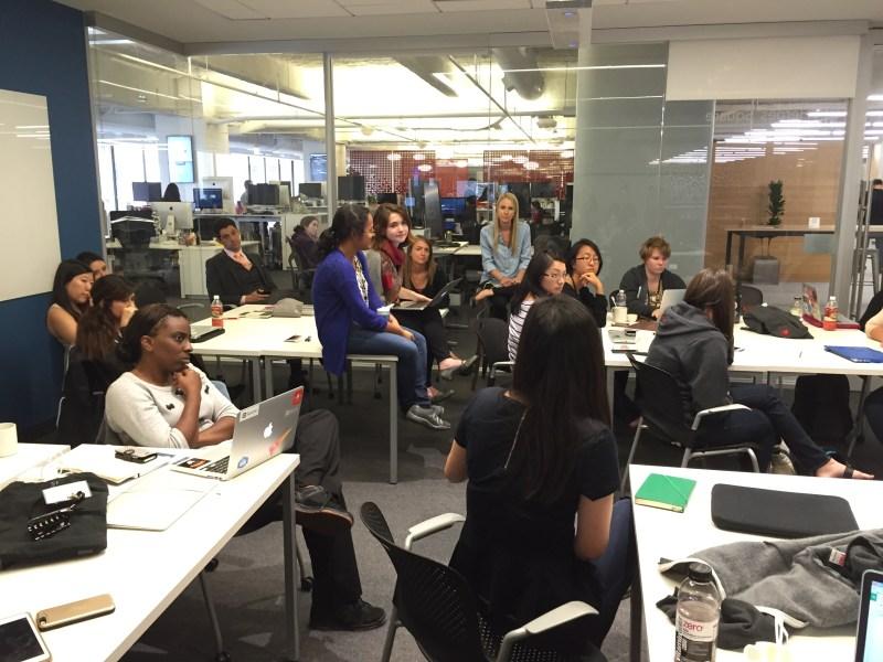 Square Code Camp: 2015 hackathon demonstrations