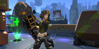 Trion Worlds reveals 'simultaneous tactics game' Atlas Reactor