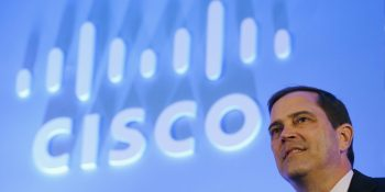 The new Cisco looks a lot like the old IBM and HP