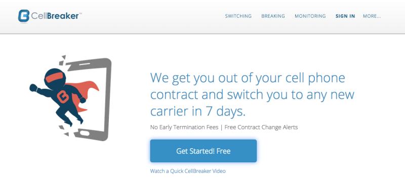 Cellbreaker screenshot